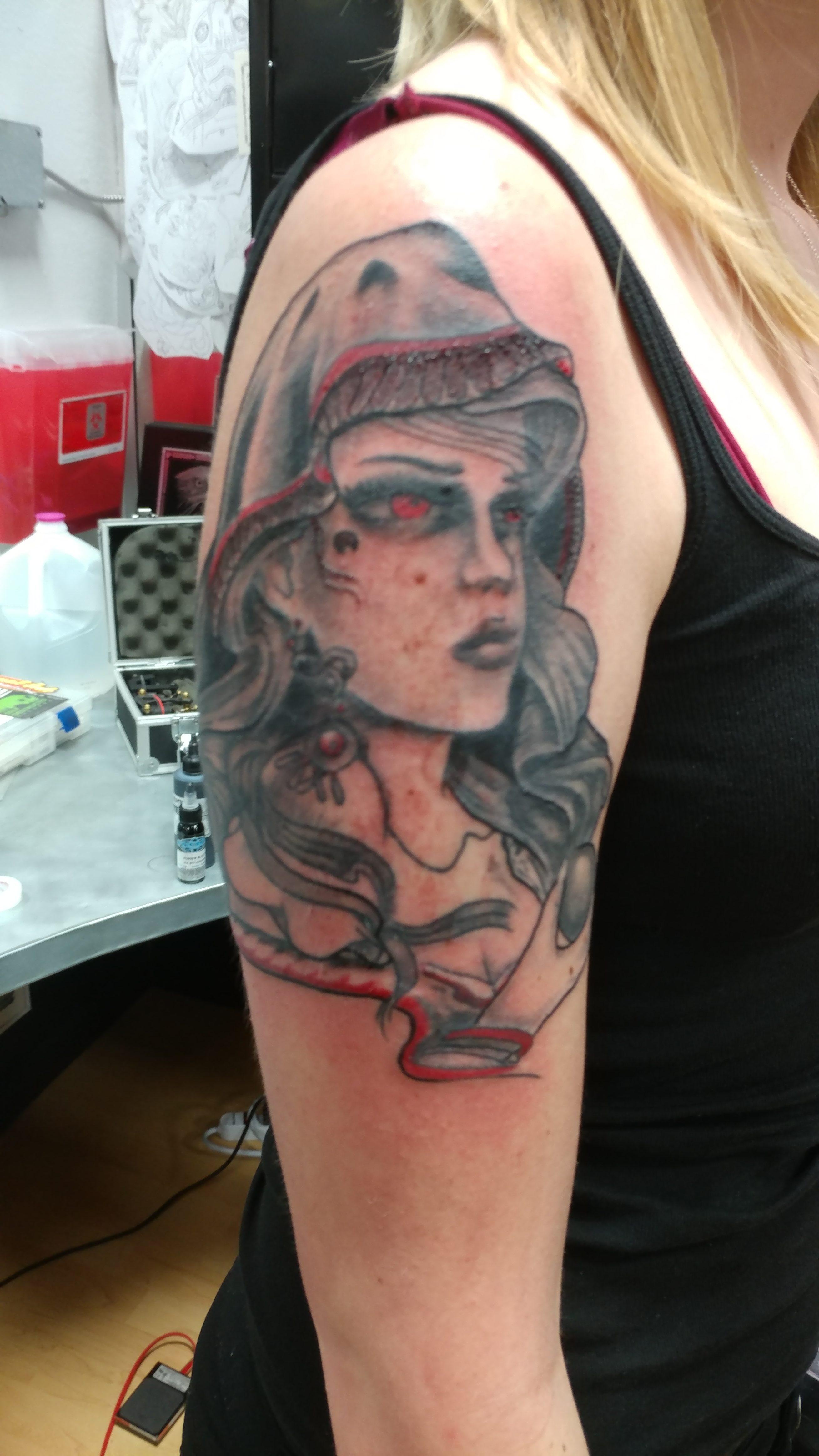 Millenium tattoo greeley