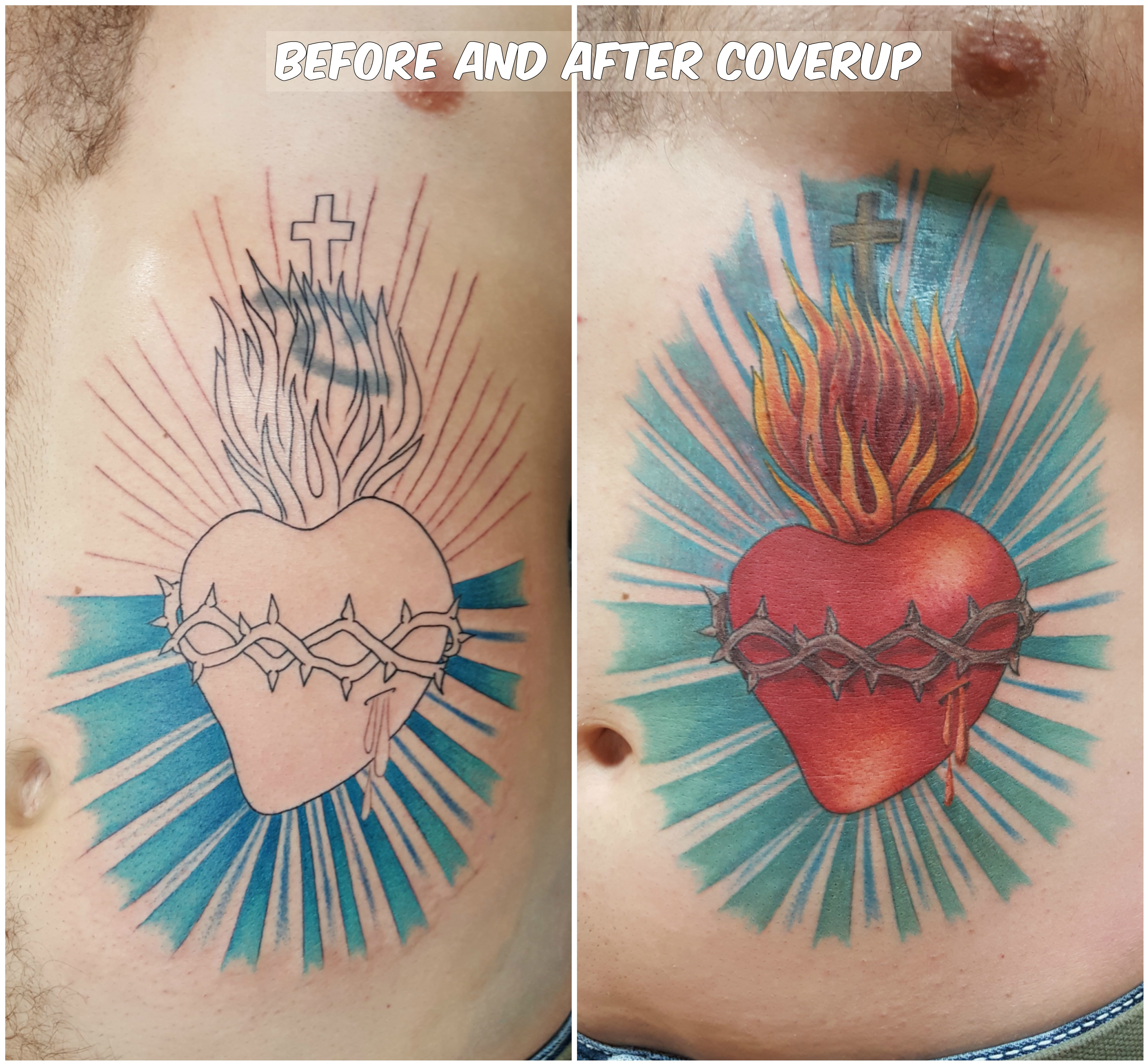 Coverups and fixups (10)