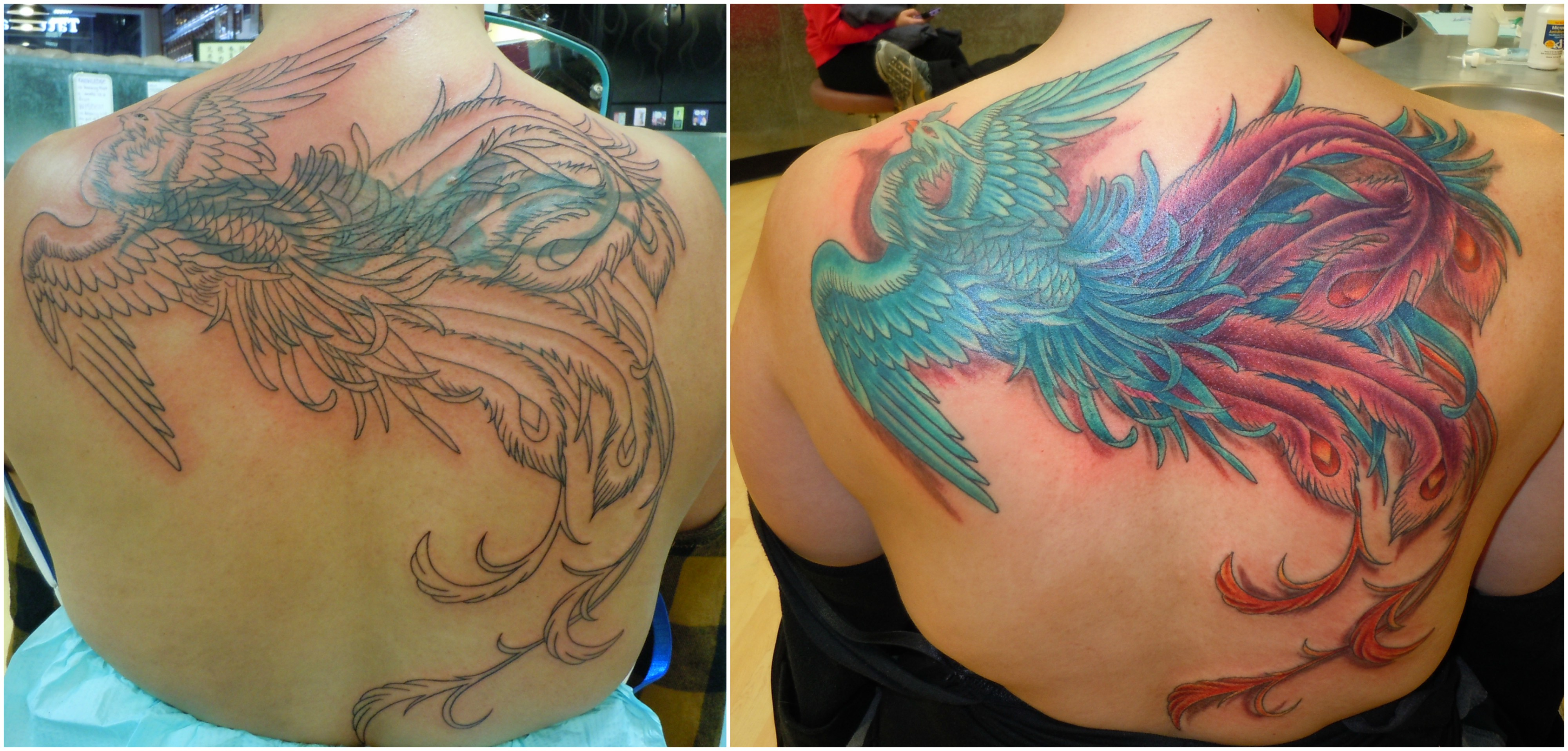 Coverups and fixups (13)