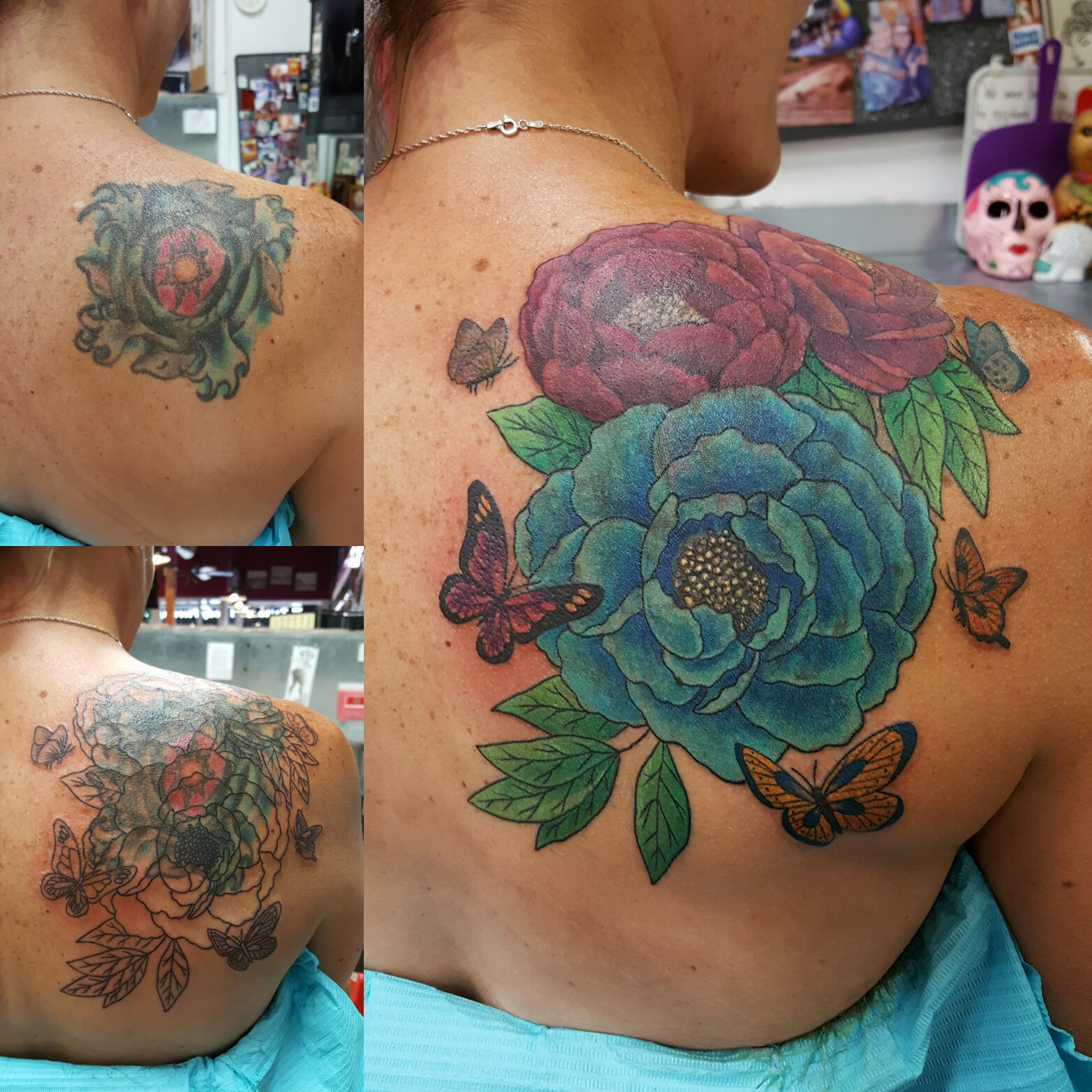 Coverups and fixups (17)