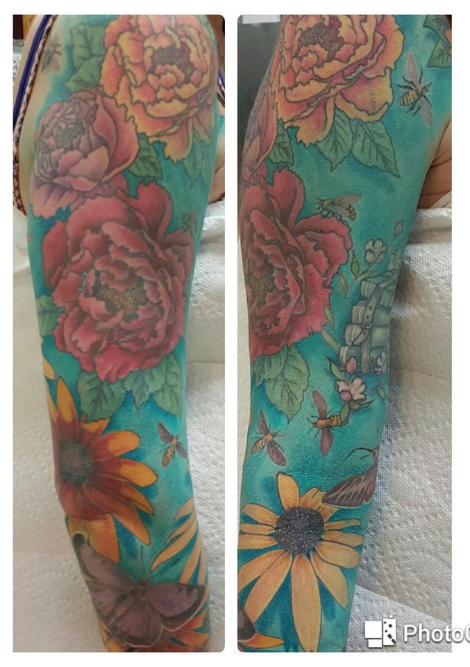 Greeley millenium tattoo