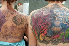 Coverups and fixups (12)